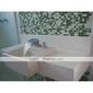 contemporaine robinet d'évier cascade salle de bains (très répandue)