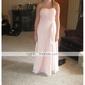 HAWAII - Vestido de Fiesta de boda o de Dama de honor de Gasa