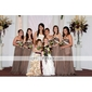Floor-length Satin Junior Bridesmaid Dress - Lime Green A-line/Princess Spaghetti Straps