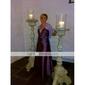 FRANCINE - kjole til kveld i Taffeta