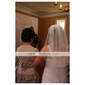 Beautiful Two Layers Elbow Wedding Veil