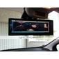 10,2 tums digital skärm backspegel Monitor + high-definition vidvinkel vattentäta cmd kamera + tryck på knappen