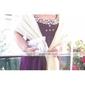 Châle de Mariée en mousseline de soie - Plus de couleurs disponibles