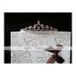 splendidi cristalli nozze sposa tiara / copricapo / fascia