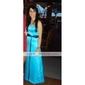 CANNOCK CHASE - Kleid für Hochzeitsfeier und Brautjungfer aus Satin