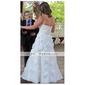 HEIDA - Vestido de Noiva em Organza