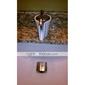 cromo, una maniglia centerset lavello rubinetto del bagno (1039-ma1063)