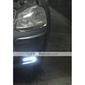 2 st High Power LED varselljus / dimljus (vattentät, korrosion bevis)