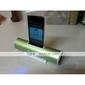 Music Angel Portable Speaker for ipod Video / Nano / Green