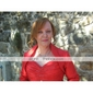Lanting Bride® Trapèze Grande Taille / Petite Robe de Mère de Mariée - Etole Incluse Longueur Sol Demi Manches Taffetas - Billes / Pan
