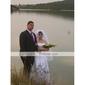 ATROPOS - Kleid für die Braut aus Satin