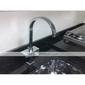 twee handvaten chroom centerset keukenkraan 1018-LK-0217