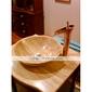 antik kobber finish, vandfald håndvasken vandhane