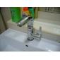 singur mâner crom centerset baie chiuveta robinet (1018-LK-8015)