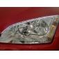 coche decorativas luces SMD-24cm (blanco)