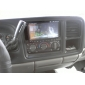 Lecteur DVD de Tableau de Bord, Ecran TFT 7 Pouces 2-DIN avec Bluetooth, RDS, Entrée iPod, TV
