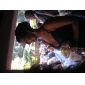Floor-length Chiffon Bridesmaid Dress Plus Sizes Sheath/Column V-neck/Spaghetti Straps