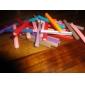 50 Tiges Stickers 3D pour Décoration d'Ongles - Ensemble de Fleurs