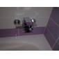 contemporaine robinet de baignoire cascade - mural