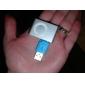 mini-usb data en het opladen adapter voor de iPod shuffle - 3 kleuren beschikbaar