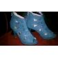 imitație de piele superioare stilet toc sandale pantofi de partid