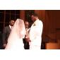 1 lag Cathedral bryllup slør
