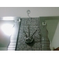 Crystal/Bulb Included Wall Sconces , Modern/Contemporary G4 Metal