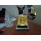 Digital Kalender, Alarm och termometer med 7 LED (GD-0718)