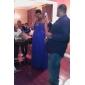 MICHELA - kjole til kveld i Chiffon