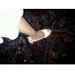 Leatherette Upper Stiletto Heel Pumps With Bowknot Party/ Evening Shoes More Colors Available