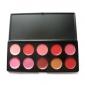 teinte perfection visuelle à lèvres brillant de libération (10 couleurs)
