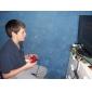 Trådlös DualShock 3-handkontroll till PS3/Sony Playstation 3 (röd)