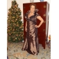 HETTIE - שמלת ערב או נשף סיום מ- טפטה