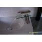håndvasken vandhane moderne design nikkel børstet vandfald hane