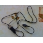 USB Power Charging Cable for Nintendo DS Lite(Black)