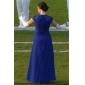 BEVERLEY - Vestido de Madrina de Gasa y Satén
