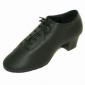 sală de bal pantofi latin reale din piele de dans pantofi pentru bărbați și copii pantofi de practică
