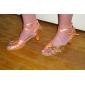 pétillante paillettes / satin supérieure chaussures danse de salon des chaussures pour les femmes latino plusieurs couleurs