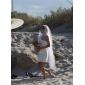 3 lagen wals huwelijk bruids sluier