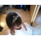 Gorgeous Alloy With Rhinestones Wedding Flower Girl Headpiece/Tiara