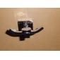 YALI.M®,Crochet à Peignoir Chrome 40 x 77 x 72mm (1.7