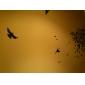 les oiseaux et les arbres en stickers muraux printemps (1985-P27)