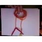 gel de sílice amarillo clip cable