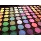 88 Ögonskuggspalett Matt / Skimmrig Ögonskugga palett Puder Stor Vardagsmakeup / Festmakeup / Sotig makeup