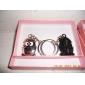 Oțel inoxidabil Favoruri Keychain-6 Piece / Set Brelocuri Temă Basme Personalizat Argintiu