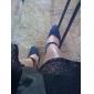 similicuir supérieure modernes chaussures de danse Chaussures de bal des couleurs plus