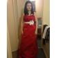 EKATERINA - Kleid für Brautjungfer aus Satin