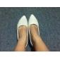 lær patent øvre stiletto hæl pumper bryllup / fest shoes.more tilgjengelige farger