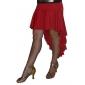 aanpassen van de prestaties dansschoenen kunstleer / Paillette bovenste latin schoenen voor vrouwen