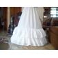 Nylon bodenlangen Hochzeit Unterröcke